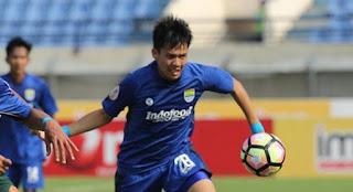 Striker Muda Wildan Ramdani Resmi Direkrut Persib Bandung