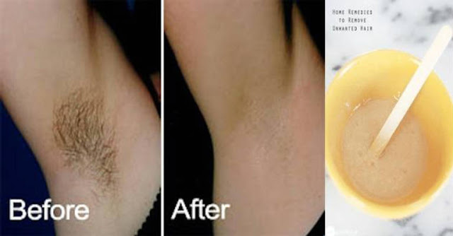 This Is To Remove Underarm Hair ONLY 2 MINUTES