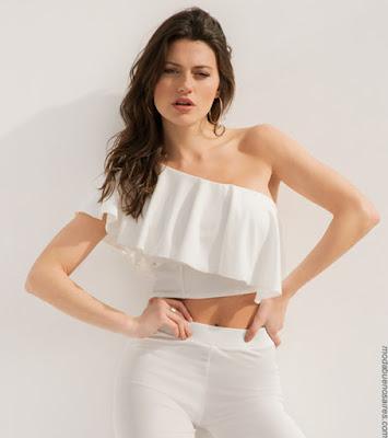 MODA PRIMAVERA VERANO 2018 | Núcleo Mujer: Los mejores looks de la marca argentina de moda en indumentaria para la primavera verano 2018.