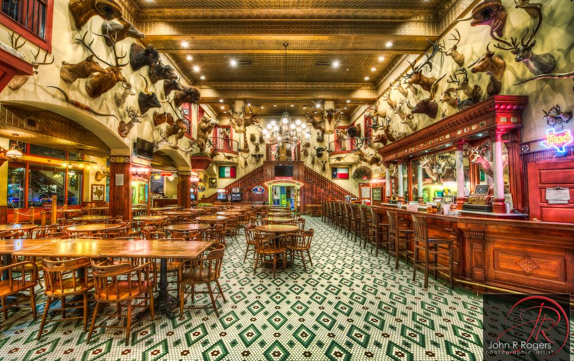 Buckhorn Saloon And Museum Wedding Venue
