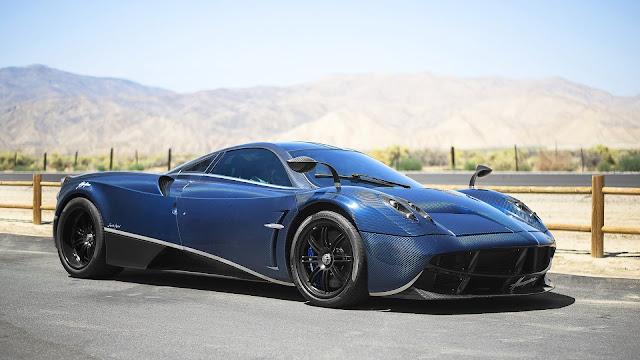 Top8 car in the world/ most /most expensive car  all time.Pagani Huayra