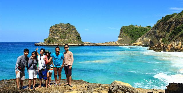 Pantai Tanjung Bloam Lombok