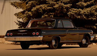 1962 Chevrolet Biscayne Rear
