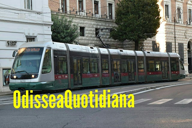 Un tram da Termini al Casaletto?