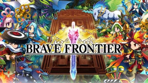 Download Brave Frontier MOD APK Global Game