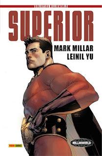 "Reseña de ""Biblioteca Millarworld. Superior"" de Mark Millar y Leinil Yu - Panini Comics"
