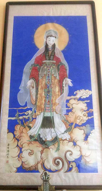 Inculturation: Japanese and Chinese Madonnas