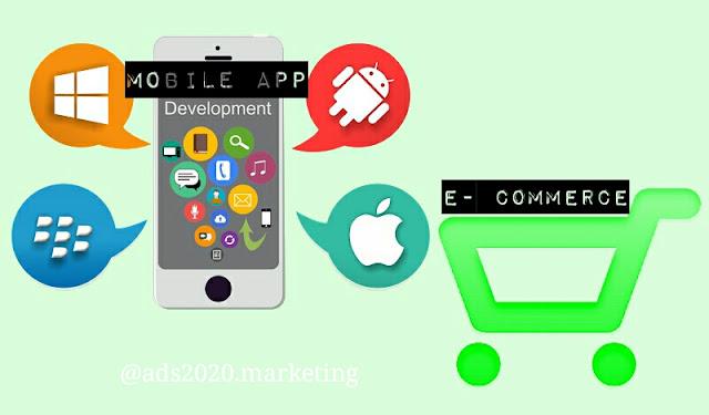 e-commerce Mobile app Solution provider companies