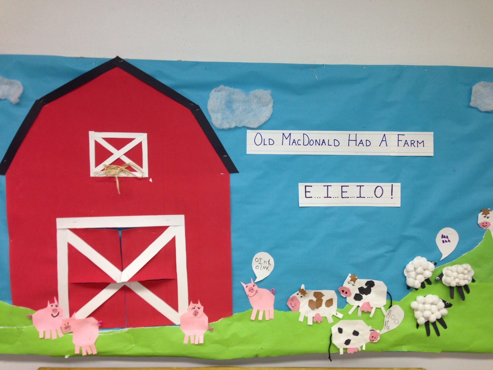 Mrs Goff S Pre K Tales Our Farm Unit In Pictures