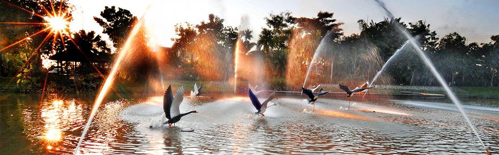 Dự án Bandarbotanic tại Malaysia