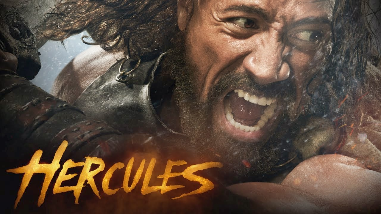 Hercules Starring The Rock -- Exclusive Trailer