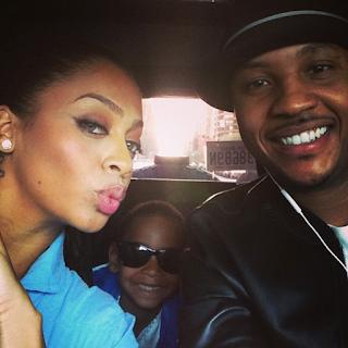 Carmelo Anthony New Baby Mama Cheating Rumors Wife