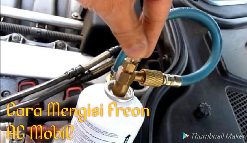 Cara Mengisi Freon Ac Mobil Begini Cara Mudahnya Klasotomotif Berbagi Dan Belajar Ilmu Otomotif