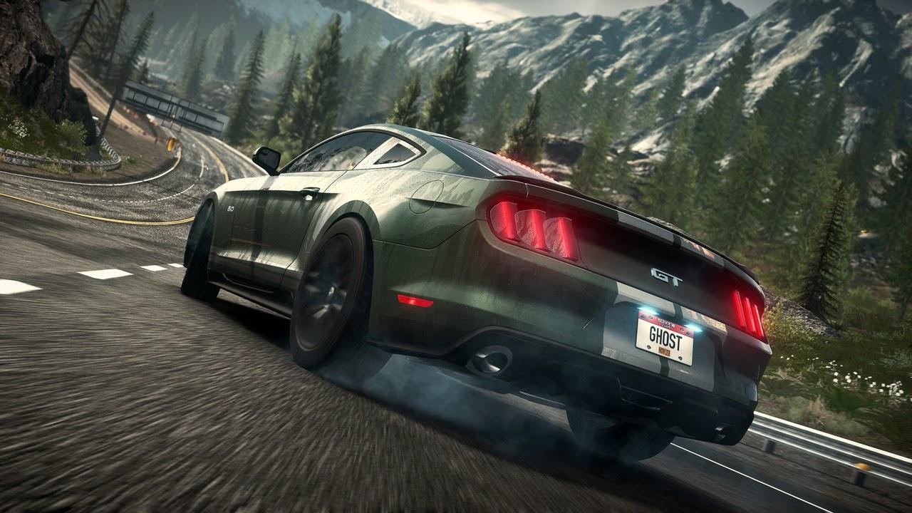 Mustang Game