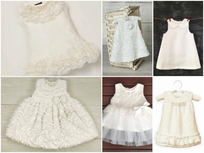 sukienki na chrzest dla dziewczynki