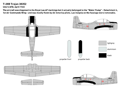 North American T-28B Trojan picture 2
