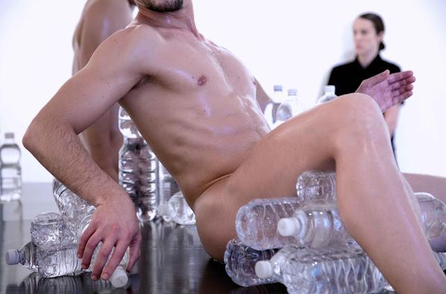 Pin Up Man Naked