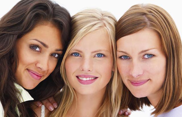 Женская дружба - явление тайное и фундаментальное