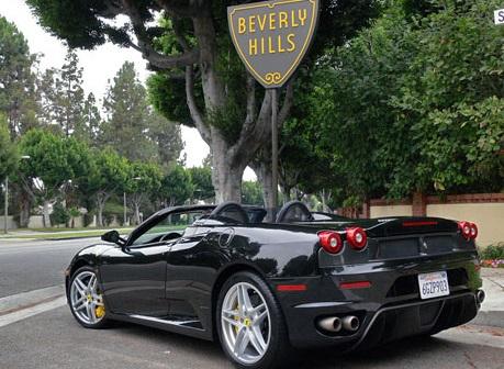 Ficar hospedado em Beverly Hills e outras regiões em Los Angeles