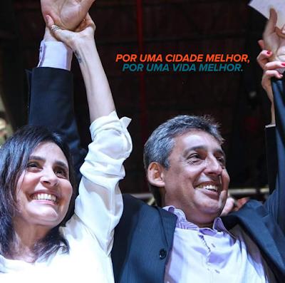 Prefeito eleições 2016 porto alegre Sebastião Melo Marchezan