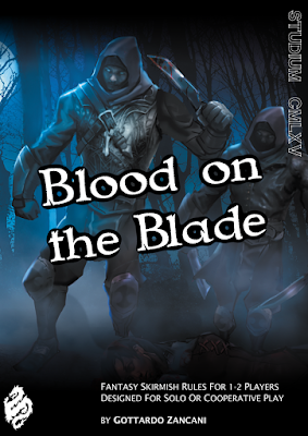 Blood on the Blade