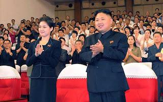 Ljungbergs skalle sankte nordkorea