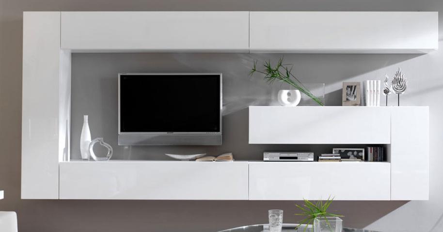 Muebles La Liberal Como Decorar Tu Salon Con Estilo Minimalista - Mueble-salon-minimalista