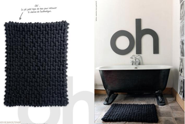 une d co toute en maille. Black Bedroom Furniture Sets. Home Design Ideas