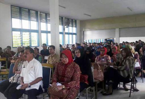 DisDikbud Kab. Kep. Selayar, Sosialisasikan Penyusunan RKAS, 2017