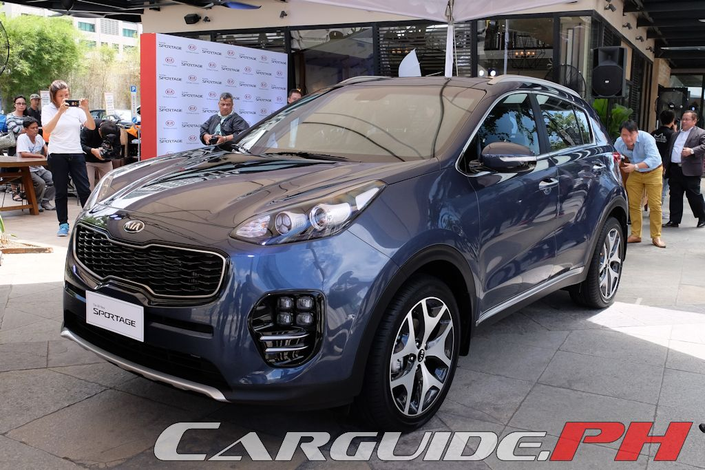 Kia Launches Sexier Edgier Sportage For The Philippines