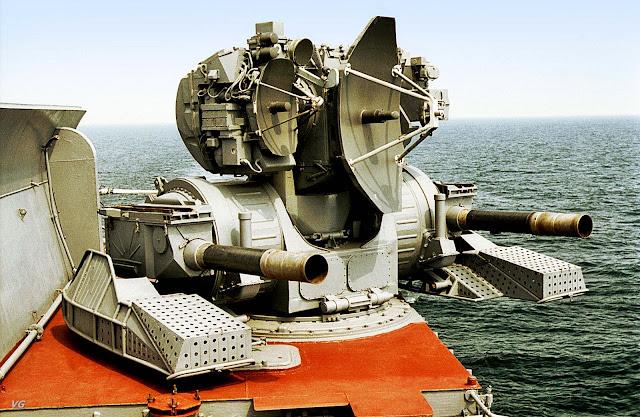 KOMICAの箱: 近迫武器防衛系統
