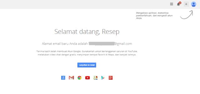 Cara Buat Akun Gmail Terbaru