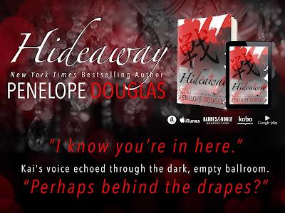 Penelope Douglas's Hideaway teaser #2