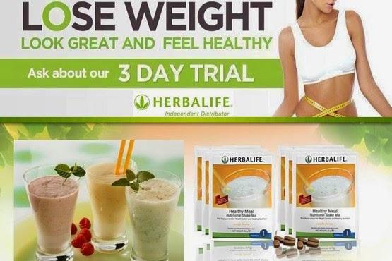 Program Diet Herbalife Untuk Diet Menurunkan Berat Badan Herbalife