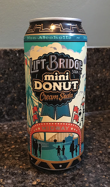 Lift Bridge Mini Donut Cream Soda