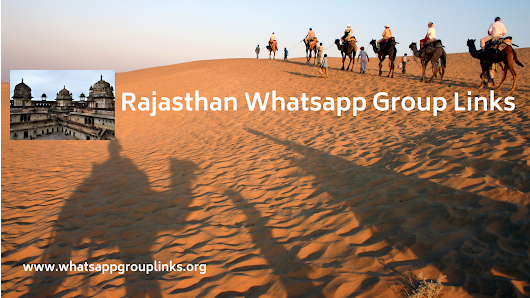 Join Rajasthan Whatsapp Group Links List