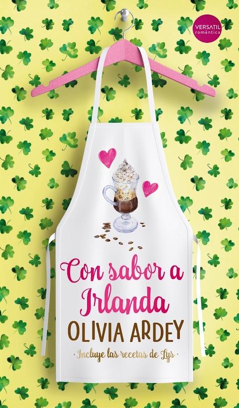 Con sabor a Irlanda, de Olivia Ardey