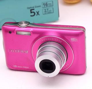 Jual Fujifilm Finepix JV500 Bekas