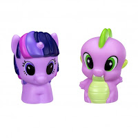MLP Playskool Friends Twilight Sparkle & Spike Set