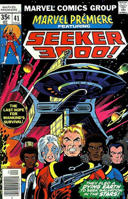 Marvel Premiere #41, Seeker 3000