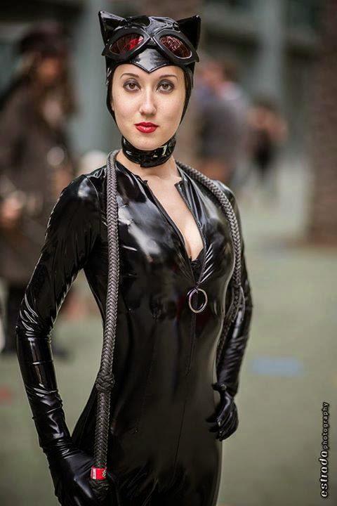 Caroline Knight Catwoman