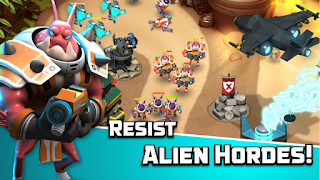 Alien Creeps TD v1.12.0 Apk [Mod Money]