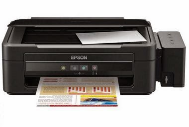 Epson L210 Driver Free Download