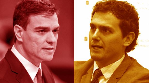 Rivera culpa al PSOE de que no haya Gobierno