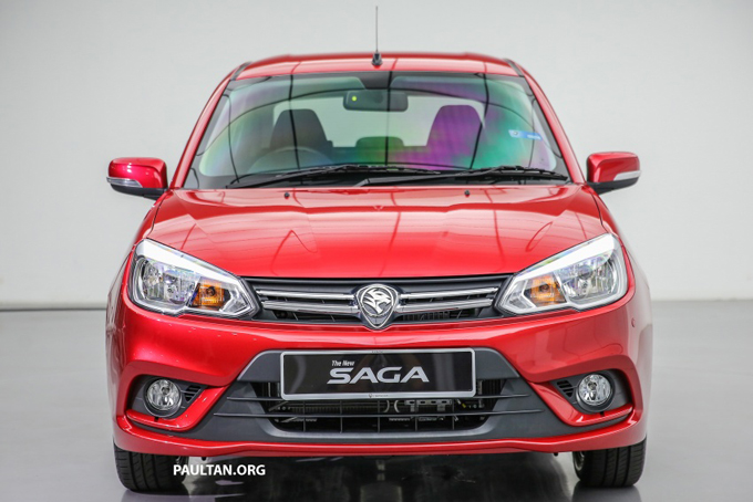 12 Gambar Proton Saga 2016 Yang Mempesonakan