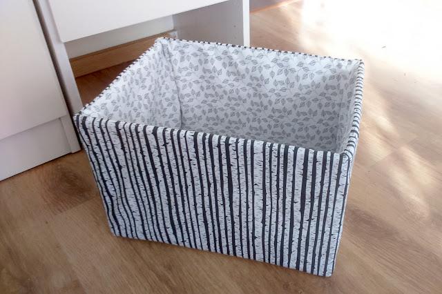 Pudełko do przechowywania DIY