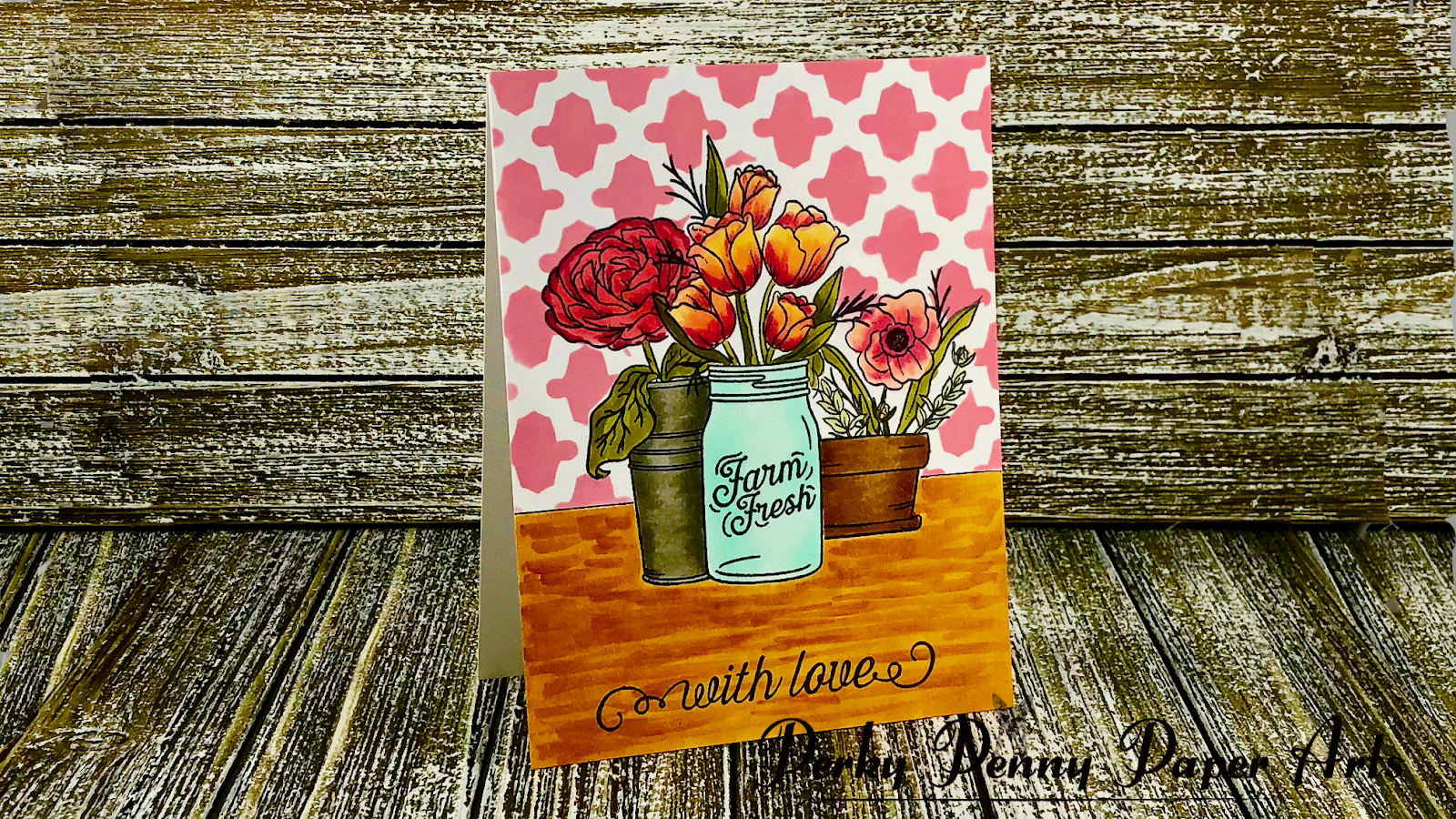 Simon Says Stamp August 2018 - Mandy\'s Flowers Part 3 of ?