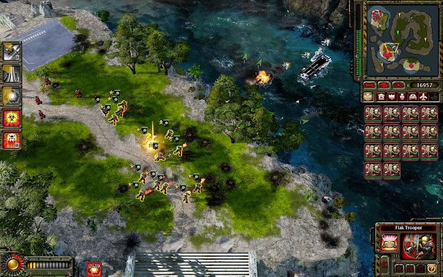 Command and Conquer Red Alert 3 Uprising Free Download Screenshot 2