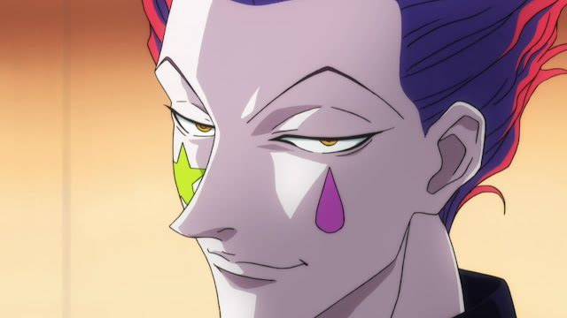 Hunter x Hunter how long the series would go, Hisoka
