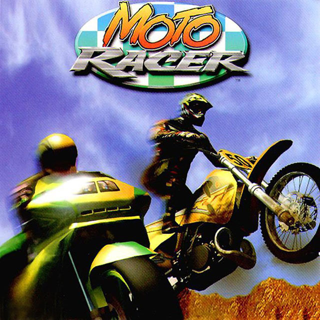 Moto Racer 1 Full [PC-Game]